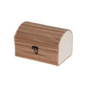 VUNO Szkatułka bambusowa 12x8,5x8,5