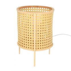 CANE Lampa stołowa ażurowa 28 cm