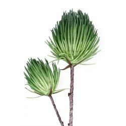 TISTEL Kwiat sztuczny zielony 90 cm