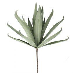 ALOE Kwiat sztuczny zielony 85 cm
