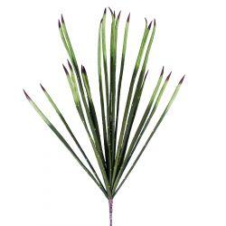 GASTERIA Kwiat sztuczny zielony 110 cm