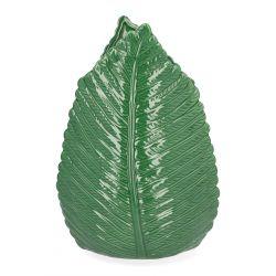 MELISSA Wazon z motywem liścia 26 cm
