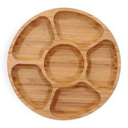 BAMBOU Półmisek bambusowy 32 cm