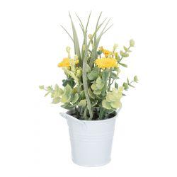 LITEN Kwiaty sztuczne żółte 23 cm