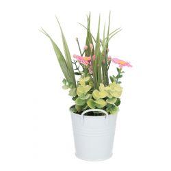 LITEN Kwiaty sztuczne różowe 23 cm