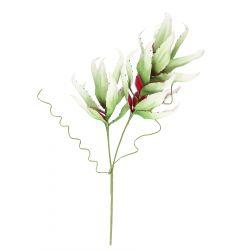 HELICONIA Kwiat sztuczny różowy 95 cm