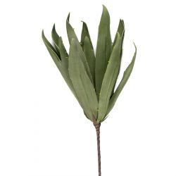 ALOE Kwiat sztuczny zielony 80 cm
