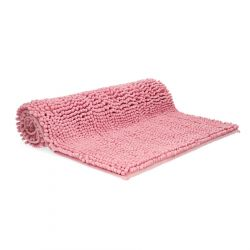 JON Dywanik łazienkowy różowy 50x80 cm