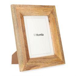 ABESE Ramka na zdjęcie drewniana 20x30 cm
