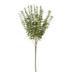 EUCALYPTUS Roślina sztuczna zielona 80 cm