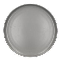 FEMELO Talerz obiadowy szary 27 cm