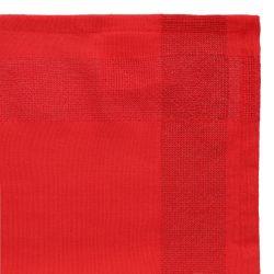 MENA Serweta z lureksem czerwona 85x85 cm