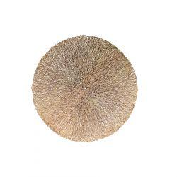 DAWSON Podkładka do jadalni ażurowa złota 38 cm
