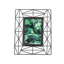 BLOIS Ramka na zdjęcie czarna 10x15 cm