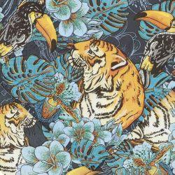 JUNGLE Serwetki papierowe z tygrysami 20 szt. 33x33 cm