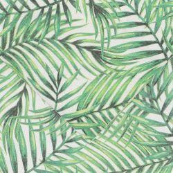 TROPICS Serwetki papierowe w liście zielone 20 szt. 33x33 cm