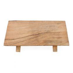 TULUN MANGO Deska do serwowania mango 30x22 cm