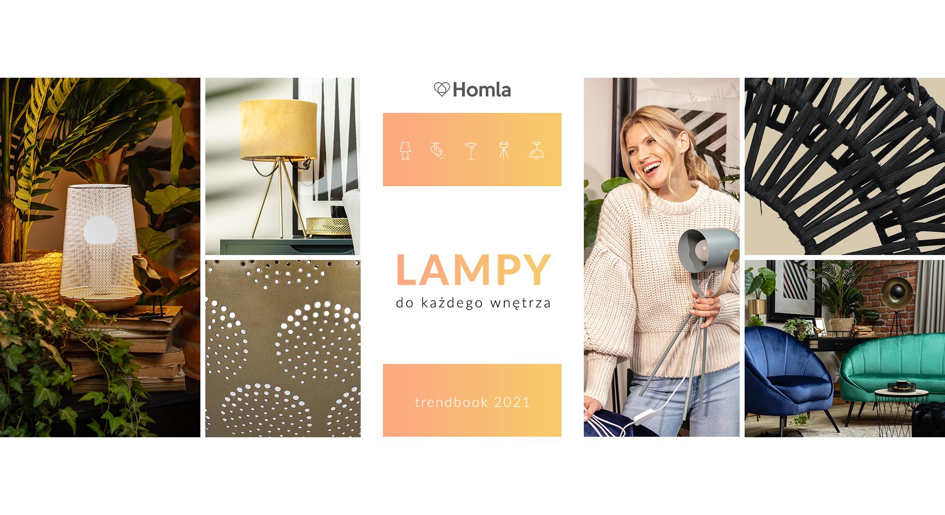 Trendbook Lampy do każdego wnętrza 1