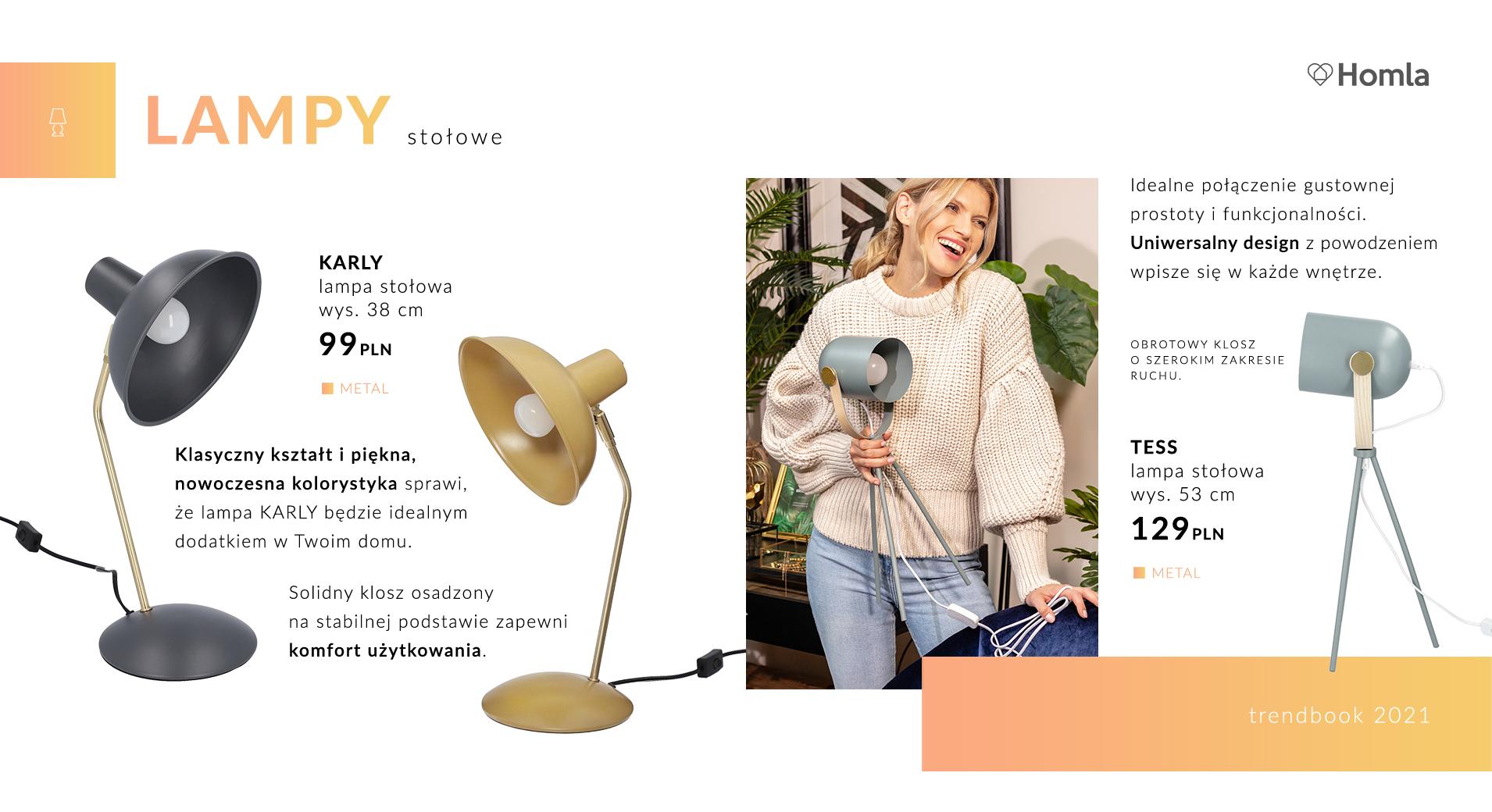 Trendbook Lampy do każdego wnętrza 6