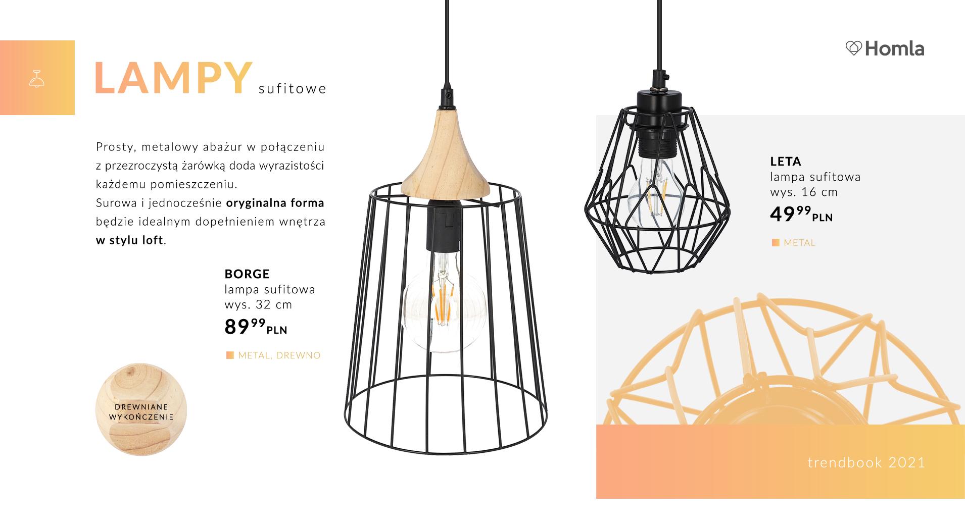 Trendbook Lampy do każdego wnętrza 8