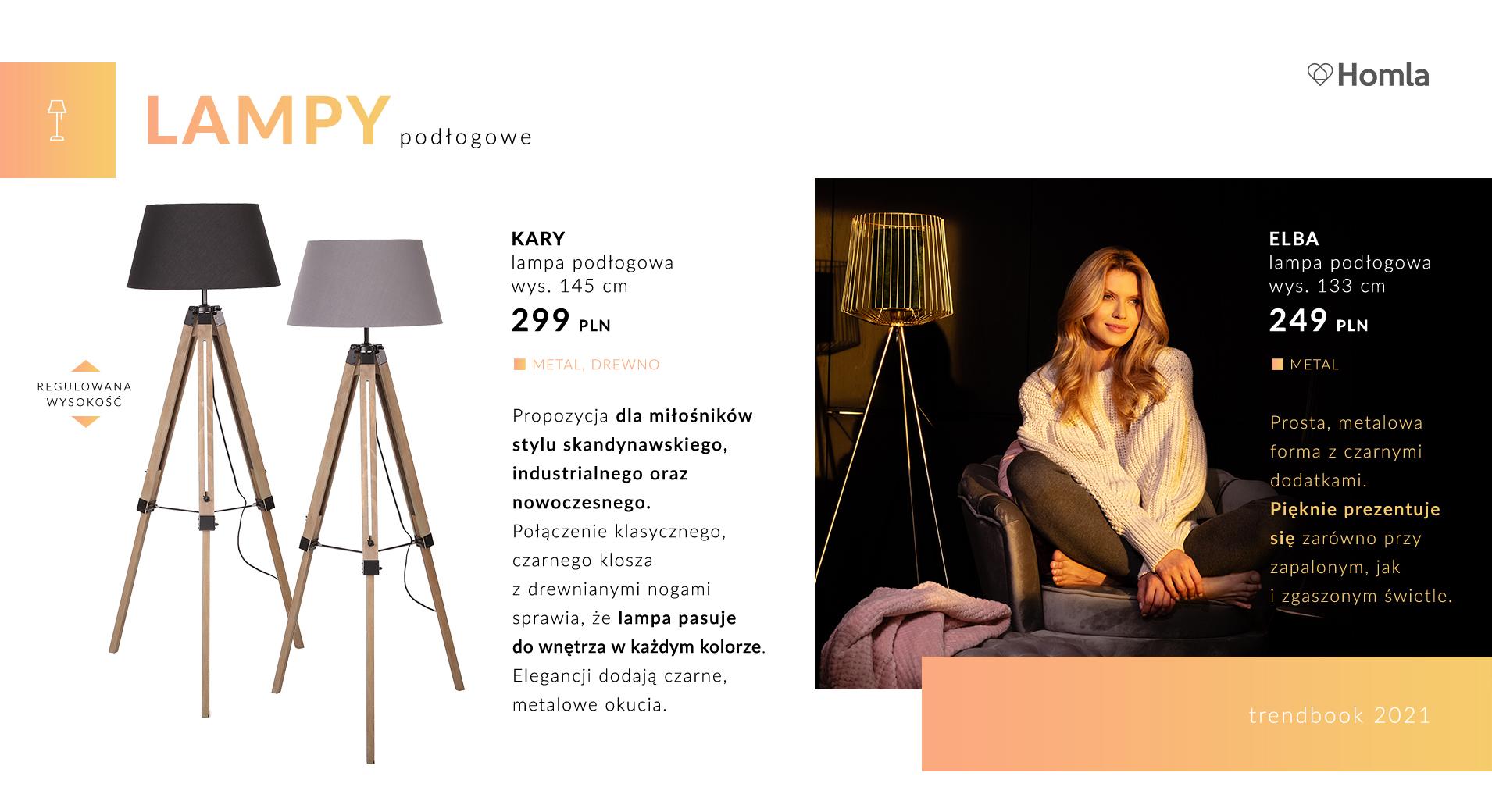Trendbook Lampy do każdego wnętrza 11