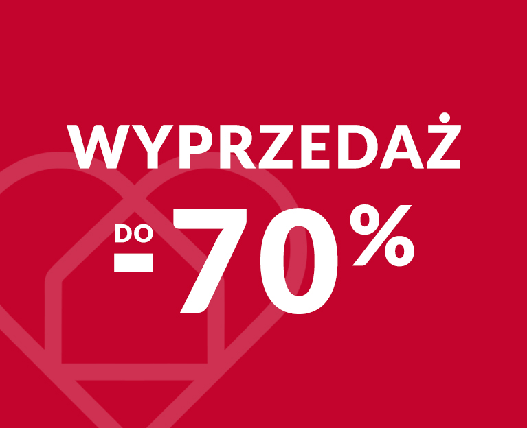 SALE do -70% HOMLA