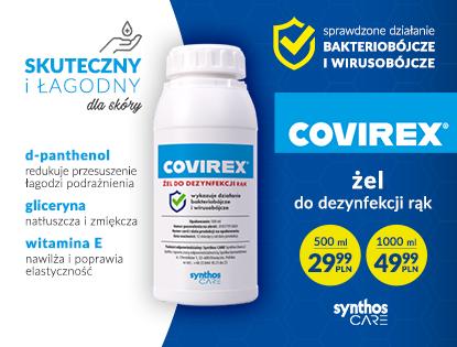 Covirex żel do dezynfeksji