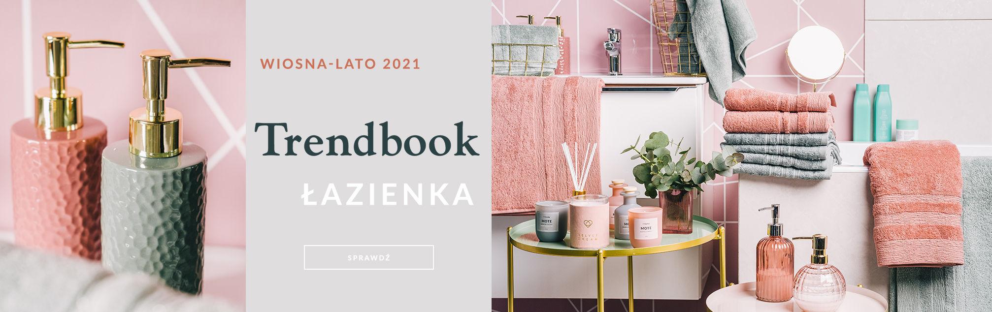 Trendbook Łazienka 2021