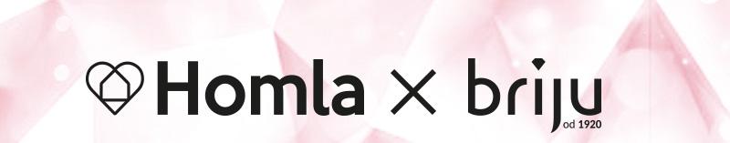 Konkurs HOMLA x BRIJU - #zlotaChwilaPrzyjemnosci - limitowany zestaw złotych kubków SINNES