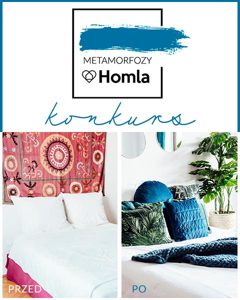 Metamorfozy Homla!