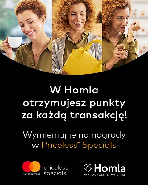 MasterCard - Priceless Specials w HOMLA