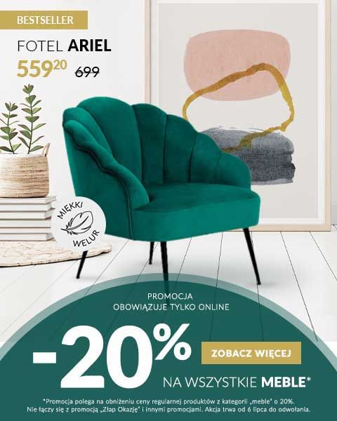 Meble 20%OFF