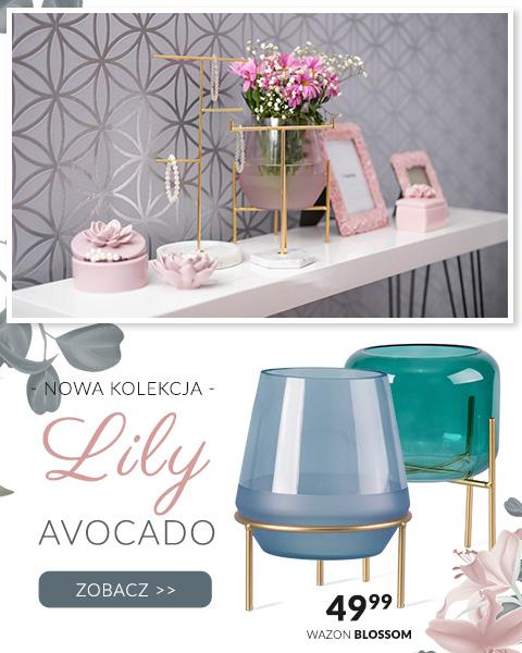 Kolekcja Lily Avocado