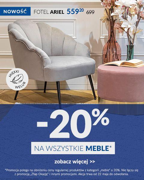 Meble -20%