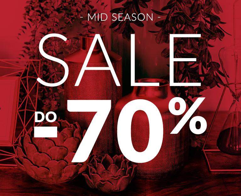 Sale do -70% w Homla