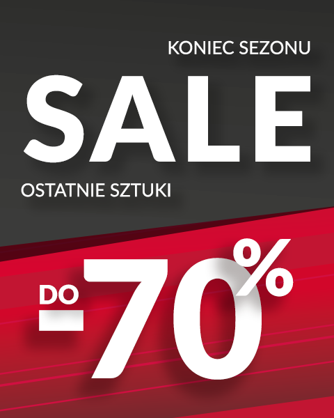 SALE do -70 W HOMLA!