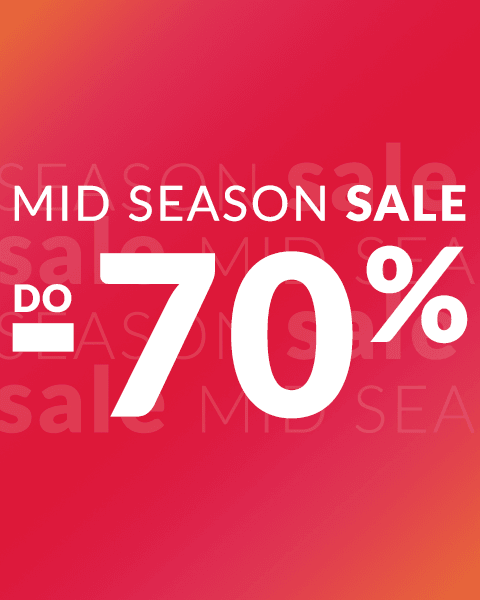 Mid season sale do -70%