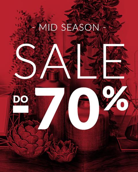 Mid Sale do -70% w Homla