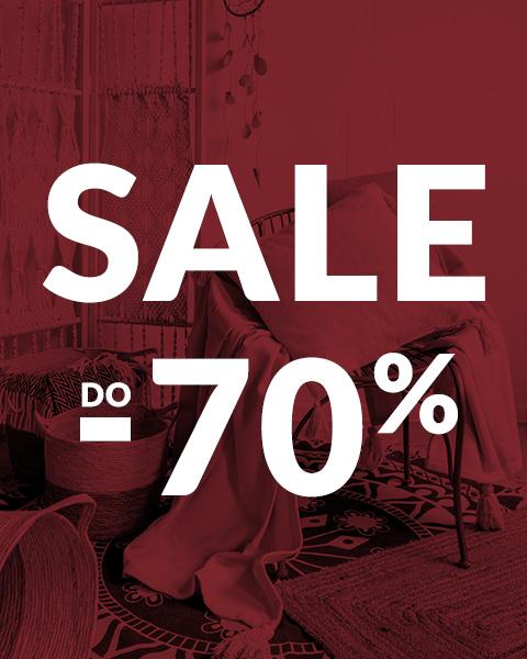 POGŁĘBIAMY WYPRZEDAŻ DO 70% - Summer Sale w Homla