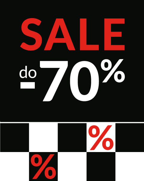 SALE do - 70%