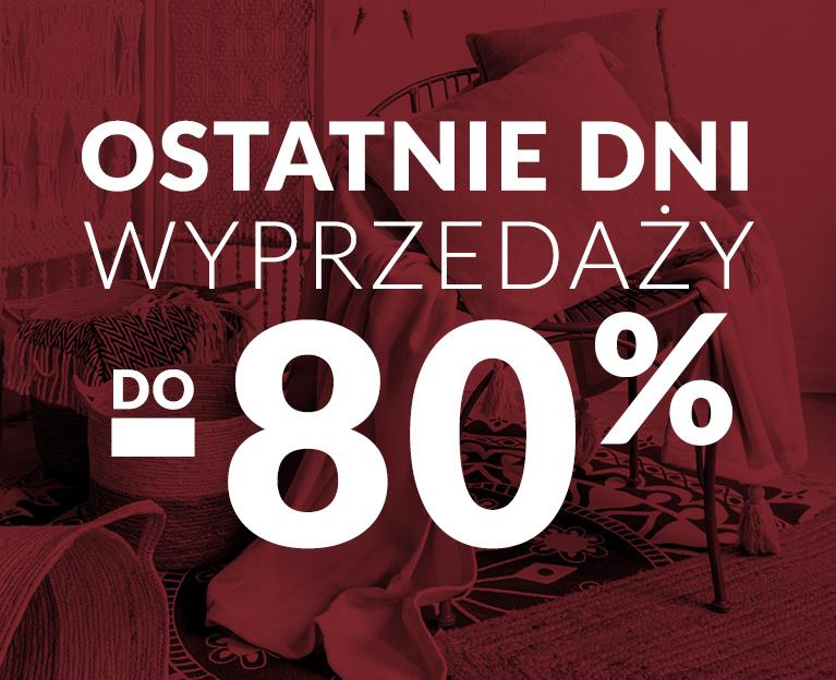 SALE do -80%
